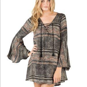 Cleobella Zara Woodblock Dress NWT